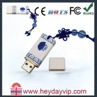 China New chinese style Ceramic USB Flash Disk 1GB on sale