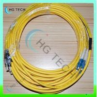 China 4Core FC/LC Fiber Patch Cord Singlemode on sale