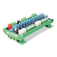 China PLC I / O Point SCR Module JR-12K Excellent Stability Status Indication For Each Input on sale