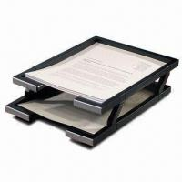 Front Loading Document Tray, Fit for A4 and Letter Size Sheets, Made of ABS Plastic Manufactures