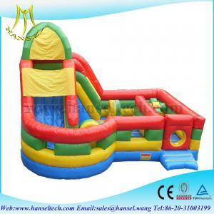 Hansel fantastic bouncy castle air pumps for commercial rental Manufactures
