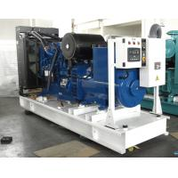 Industrial Perkins Diesel Generator Water Cooled Avr Electronic Manufactures