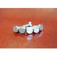 China Low Density Titanium Slotted Head Screw For Deep Treatment Machine on sale