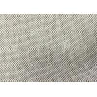 Polyester Woven Blackout Curtain Lining Fabric 280gsm Weight Manufactures