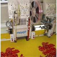 Mayastar 1000rpm Computerized Embroidery Machine Manufactures