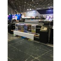 China Large Format Polyester Fabric Printing Machine 5500w on sale