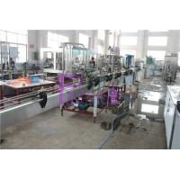 2000BPH Carbonated Beverage Filling And Capping Machines Electric Bottle Beer Filling Line Manufactures