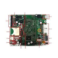 Buy cheap Custom 4 Channels Turnkey PCB Assembly High Speed SMT And DIP Assembly from wholesalers