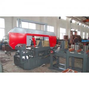 China Angle cutting band sawing machine on sale