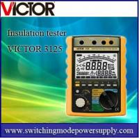 Insulation tester VICTOR 3125 Manufactures