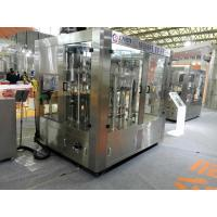 Sus 304 Industrial Bottling Equipment Monoblock Filling And Capping Machine Manufactures