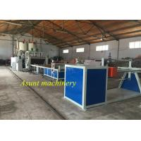 PLC PS double color sheet production line for cup and cup lids Manufactures