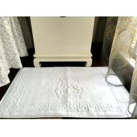 Luxury Hotel Vendome Bath / Bathroom Rugs And Mats , Hotel Collection Bath Rugs Manufactures
