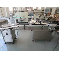Plastic Labels and Cap seal Labeling Machine Manufactures