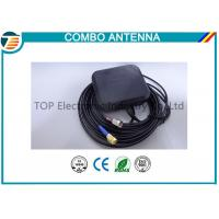 Magnetic Or Adhesive 28 Dbi Combo Antenna For Car Tracking System Manufactures