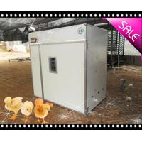 CE Marked and Full Automatic Poultry Egg Incubator for 1584 Eggs (YZITE-13) Manufactures
