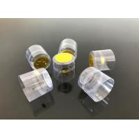 Moistureproof Clear PVC Wine Shrink Capsules Non Toxic Gloss / Matte Lamination Manufactures