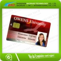 PVC Smart chip IC cards Manufactures