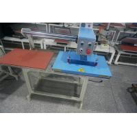 Fully Digital Dual Sublimation Heat Press Machine For Apparel / Clothes Manufactures