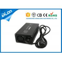 24v 12ah 18ah 2amp battery charger for travel scooter mni electric scooter 110VAC/220VAC lead acid li-polymer charger Manufactures