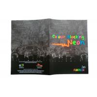 Coated Gloss Art Paper A5 Booklet Printing , 8 Page Booklet Printing Offset Color Manufactures