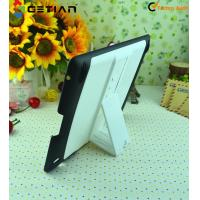 Slim iPad Protective Case with Stand / White Apple Tablet Cover At Home Manufactures