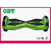 Teenager Bluetooth Self Balancing Scooter with Color Lamp , Electric Drifting Board Manufactures