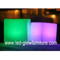 Safety and energy saving outdoor led bar furniture mood cube with 320 degree widely lighting Manufactures