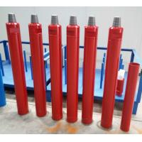 6 Inch Ql60 Down Hole Hammer Faster Drilling Speed With Low Air / Oil Consumption Manufactures