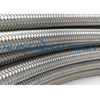 8mm 304 Stainless Steel Wire Sleeve For Metal Cable Conduction / Production Manufactures