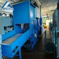 China Polyester Staple Fiber Electrical Bale Opener For Non Woven Fabric Production Line on sale