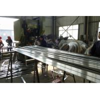 Cold Drawn Square Billets Steel Crane Rail , AISI Standard 60 x 40 Manufactures