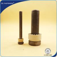 ISO 13918 Weld Studs For Stud Welder SWRCH15A Material Plain Finish Manufactures