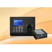 Biometric thumbprint access control system with integrated proximity or smart card reader Manufactures