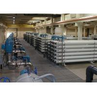 Dirfrent Capicity Reverse Osmosis Water Treatment Equipments For Drink And Mineral Water Manufactures