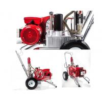 High Pressure Gun Electric Airless Paint Sprayer With Hydraulic Pump Manufactures