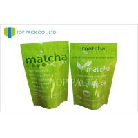 Tea Ziplock Stand Up Pouches Packaging Manufactures