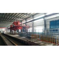 Full Automatic Building Moulding Construction Material Making Machinery with 2.2KW - 4KW Power Manufactures
