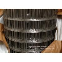 304 3/4 Stainless Steel Welded Wire Mesh For Construction , Anti corrosion Manufactures