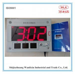 China Origin Wall-mounted temperature indicator for steelmaking temperature measurement Manufactures