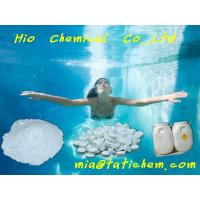 Buy cheap SDIC 60%(2893-78-9)/ Sodium Dichloroisocyanurate/ Chlorine tablets/pool tablets from wholesalers