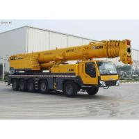 China Durable Safety Transportion 180T Hydraulic Mobile Crane , QAY180 All Terrian Crane on sale