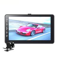 7 inch Android truck gps navigation dashboard camera reverse camera dvr system Manufactures