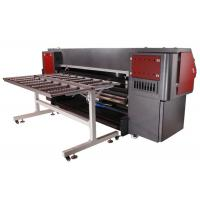 Quality Hydraulic Large Format Flatbed Heat Press Machine For Garment for sale