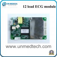 Wuhan UN-medical OEM 12 Leads ECG Module for ecg monitoring, veterinary use available Manufactures