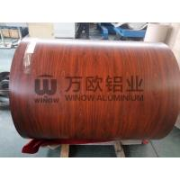 Corrosion Resist Painted Aluminium Coil 1.0mm 3000 Series Grade For Roofing Sheet Manufactures
