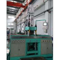 Custom Lsr Injection Molding Machine , High Injection Precision Silicone Mould Making Machine Manufactures