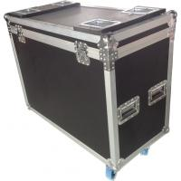 Quality 9mm Plywood With 1mm Fireproof Wood Color Rack Flight Case Standard Case for sale