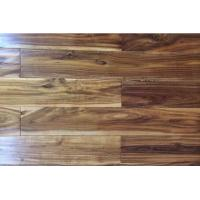 hand scraped tobacco road acacia hardwood flooring Manufactures
