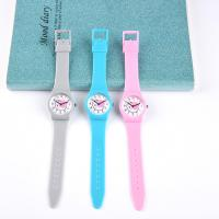 Colorful Kids Water Resistant Watches With Japan Original Battery Manufactures